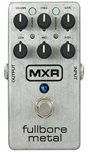 おすすめ歪み系エフェクター MXR M116 フルボア・メタル