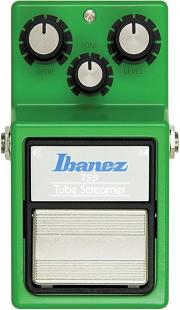 おすすめ歪み系エフェクター Ibanez TS9 チューブスクリーマー