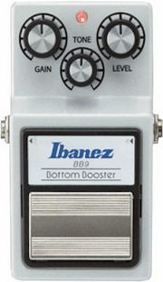 おすすめ歪み系エフェクター Ibanez BB9 ボトム・ブースター