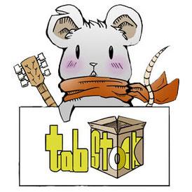 ギター・ベース・ウクレレの楽譜(タブ譜)タブストック