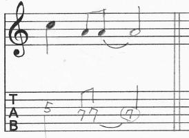 【初心者】ギターアドリブ入門講座 モチーフの発展法 基本フレーズ