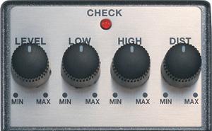 BOSS ML-2 メタル・コア エフェクトつまみ