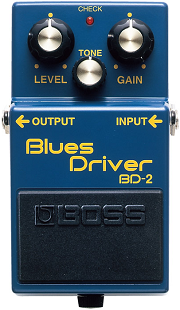 おすすめ歪み系エフェクター BOSS BD-2 ブルースドライバー