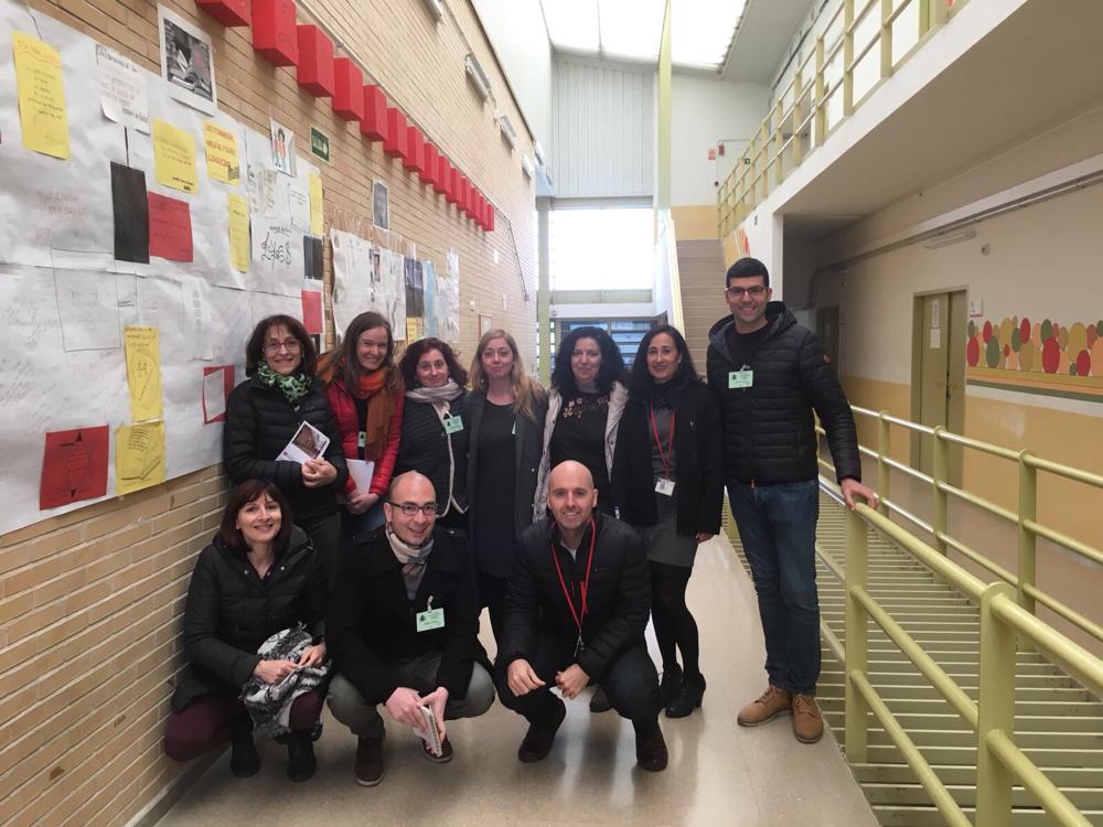 Incontro con CEPA YUCATÁN-Centro Penitenciario Soto del Real