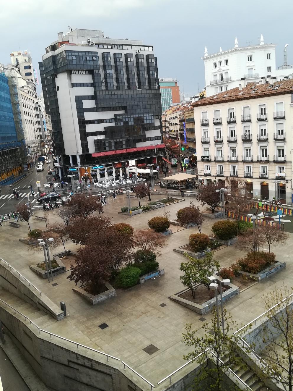 Plaza Santo Domingo - Madrid -