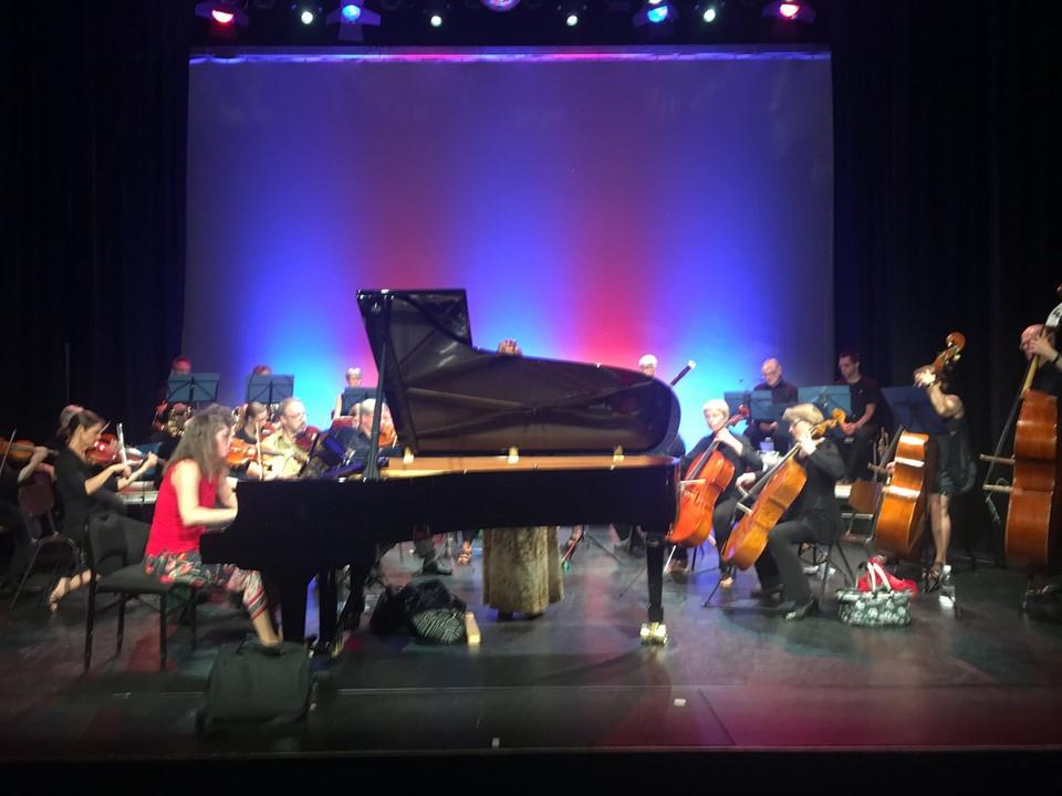 Empore - Orchester Nordheide