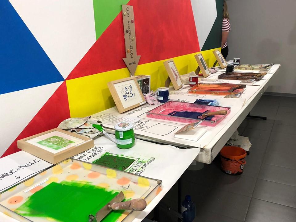 Kunstverein - Atelier Mopsblau