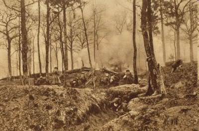 La bataille de Xivray Marvoisin – 16 juin 1918