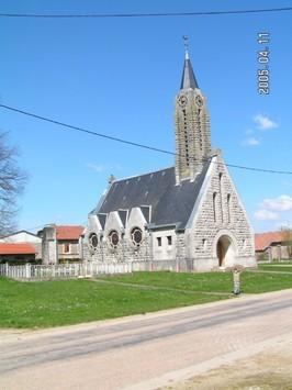 Eglise de Xivray-Marvoisin