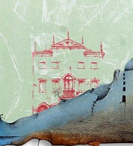Villa Contarini E Degli Armeni (particolare del pittore Gambasin)