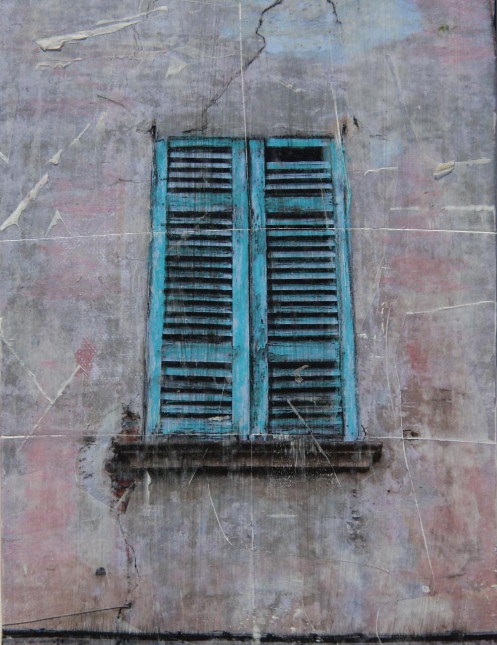 Como - Fenster (18x24cm)