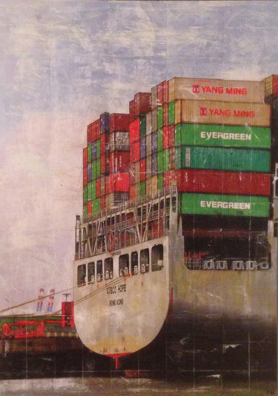 Hamburg_Cosco Hope (100x140cm)