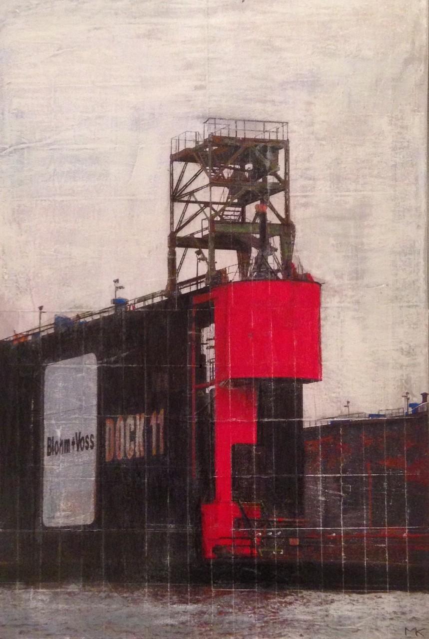 Hamburg_Dock 11 (100x140cm)