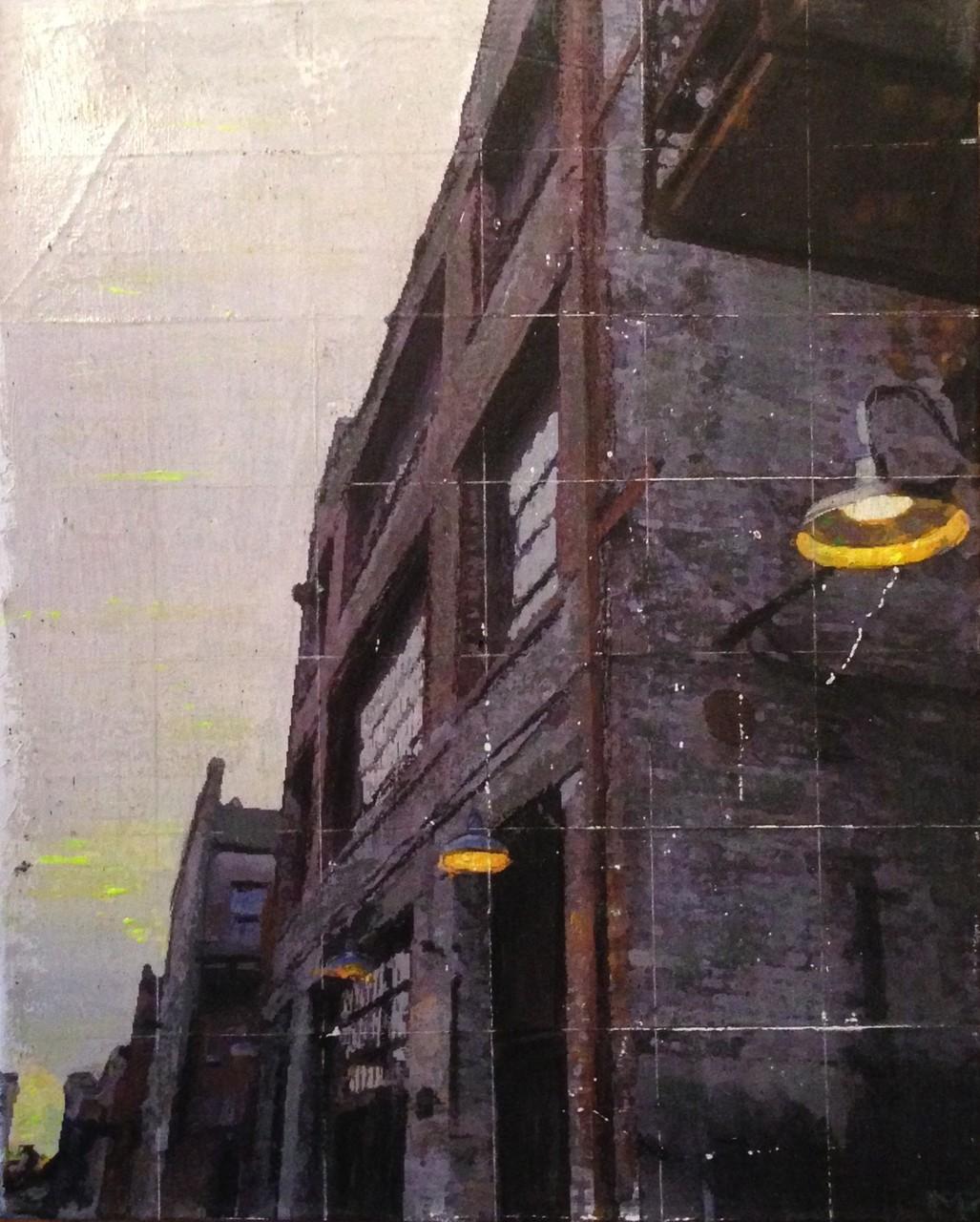 New Orleans - Brauerei (30x40cm)