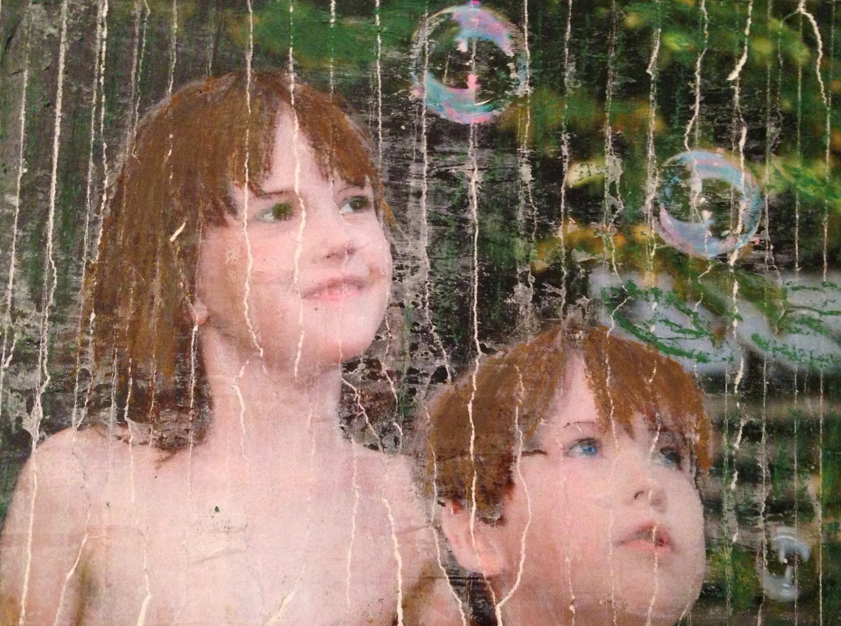 Bubbles (18x24 cm)