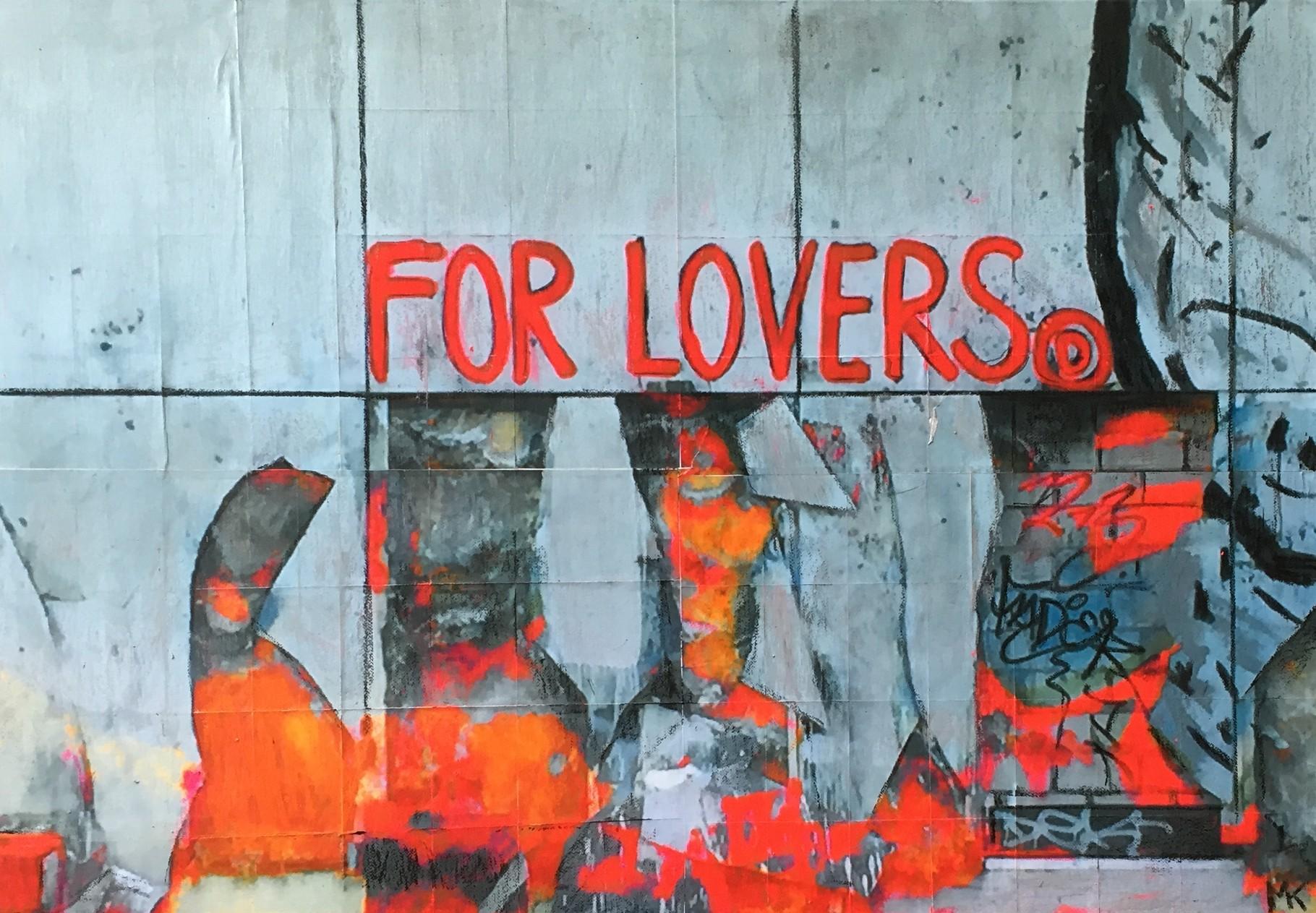 Teufelsberg - For Lovers (60x80cm)