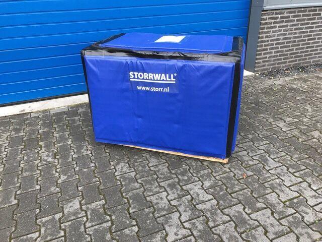 Pallet Isolatie Storrwall