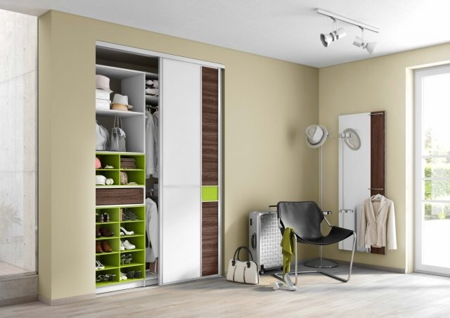 3D Interior Design - Closed Dresser