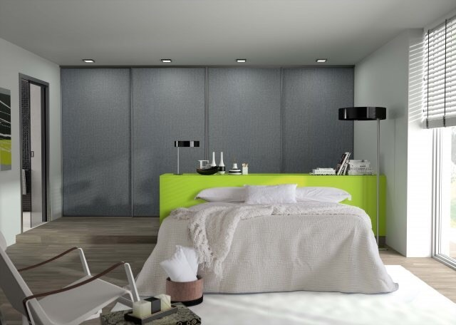 3D Interior Design - Bedroom Suite