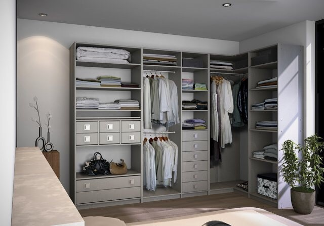 3D Interior Design - Corner Dresser
