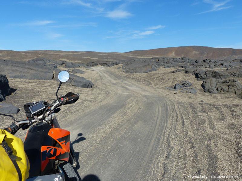 Island (2013) - Motorradreise