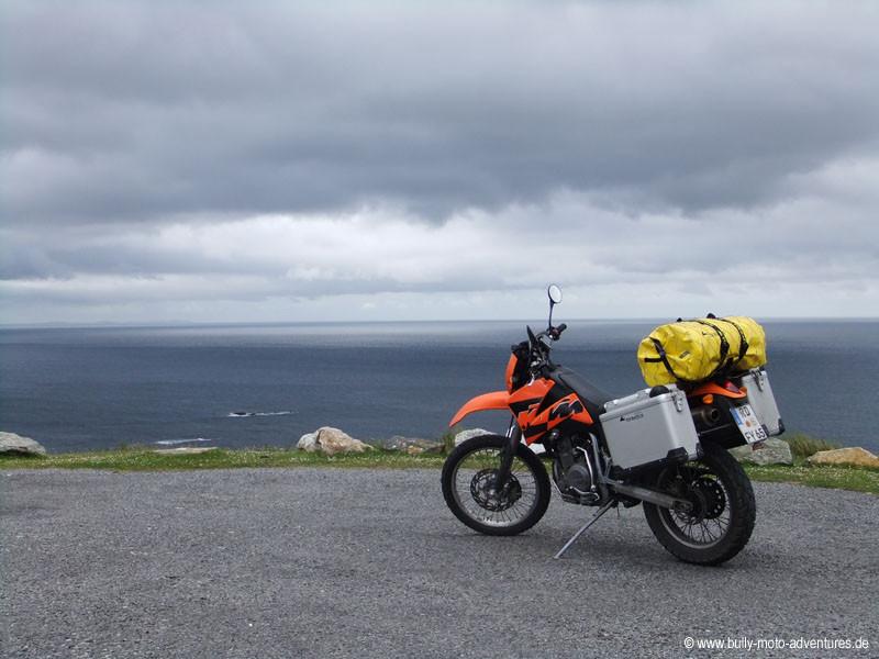 Irland (2012) - Motorradreise
