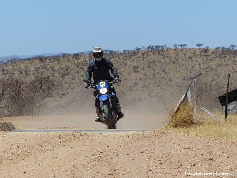 Namibia (2015) - Motorradreise