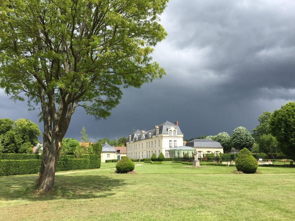 Château de Courcelles