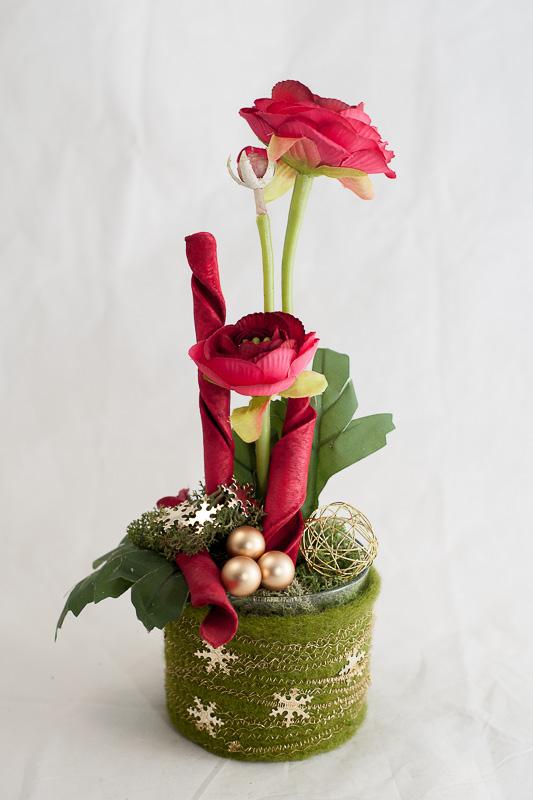 Weihnachten Und Advent Barbara Floral Deco