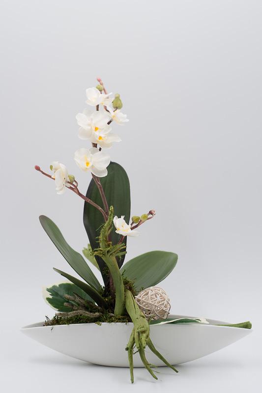 Keramik Barbara Floral Deco