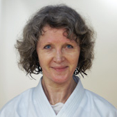 Edith Ayer, Instructrice, 6ème Dan, Berne