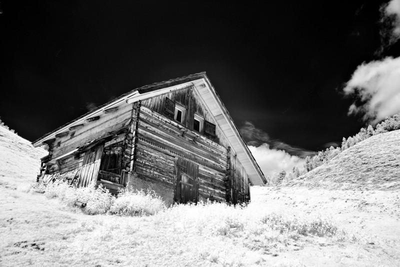 Hütte 1, Fodara