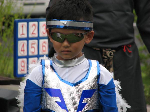 小さな戦士、ボーンウイング登場!