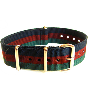 Uhrenarmband in Clubfarben von Joint Colours