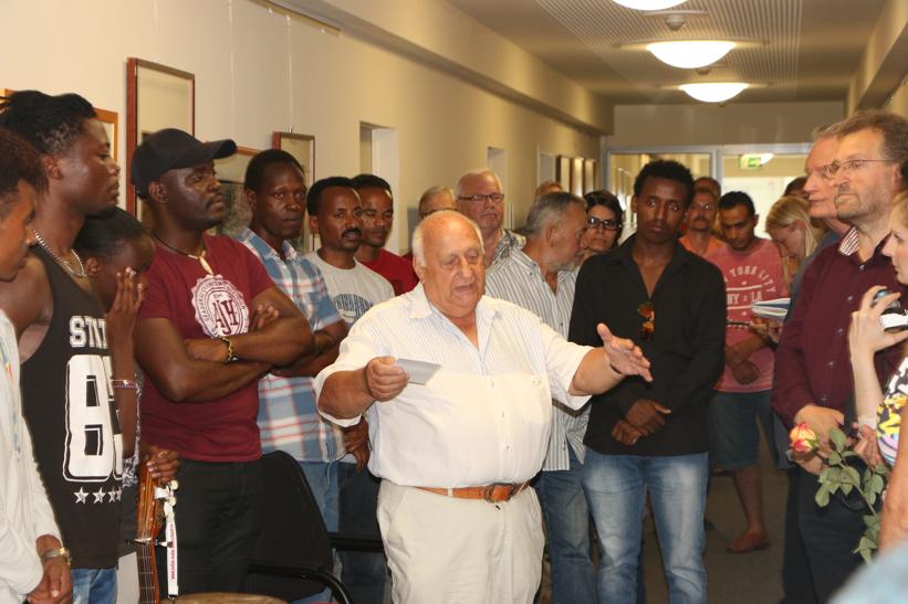 Pfarrer i. R. Hans Blum erzählt über seine Zeit als Missionar zu Zeiten der Apartheid in Südafrika