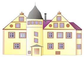 Das Schloss in KW in dem zahlreiche Veranstaltungen wie Führungen und Konzerte stattfinden © Mathias Tretschog