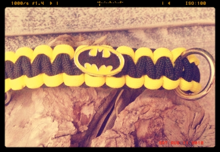 "Batman ""yellow - black"""