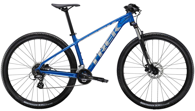 Mountainbike TREK Marlin 6 blau silber