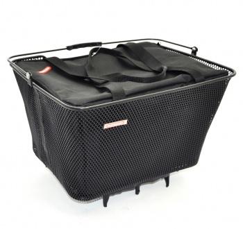 Einlegetasche zu Einkaufskorb für Velo und E-Bike