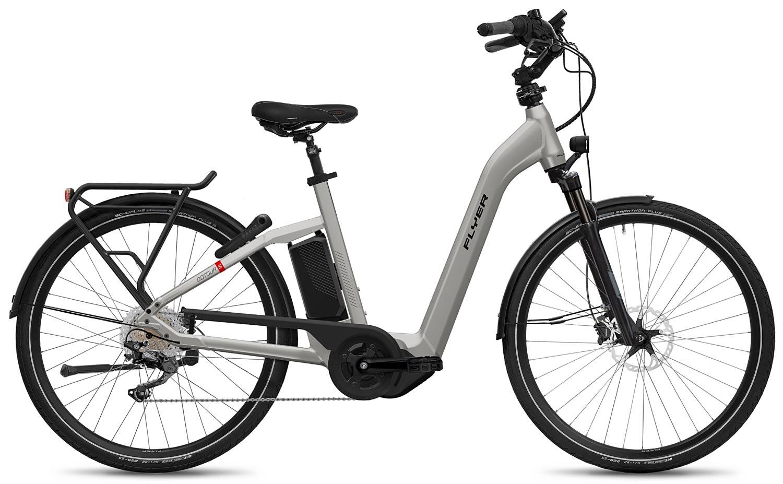 E-Bike FLYER Gotour5 silber
