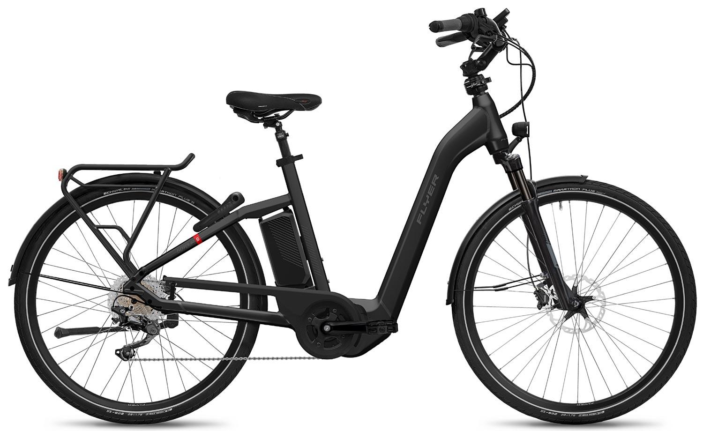 E-Bike FLYER Gotour5 schwarz
