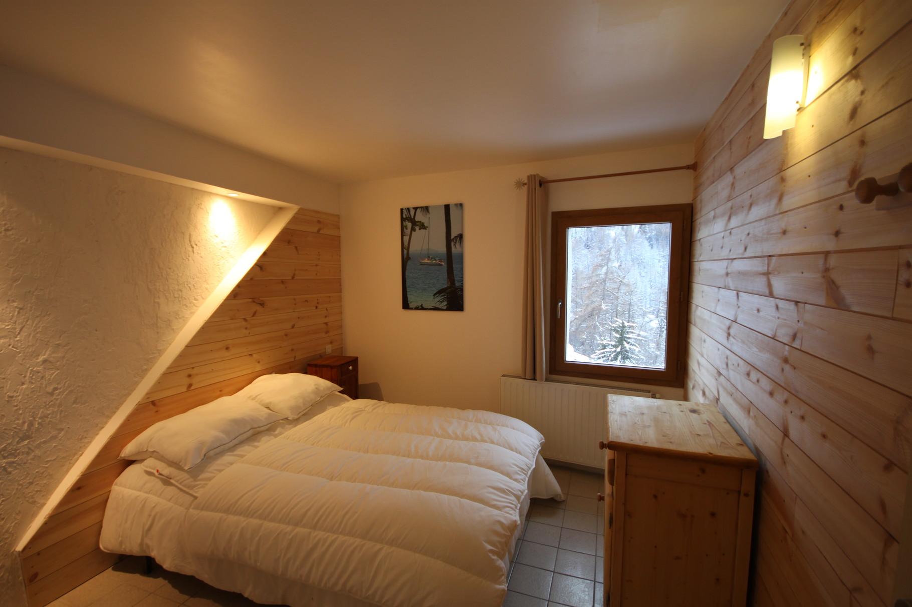 """Chambre """"Las Perlas"""", 1 lit double et un simple"""