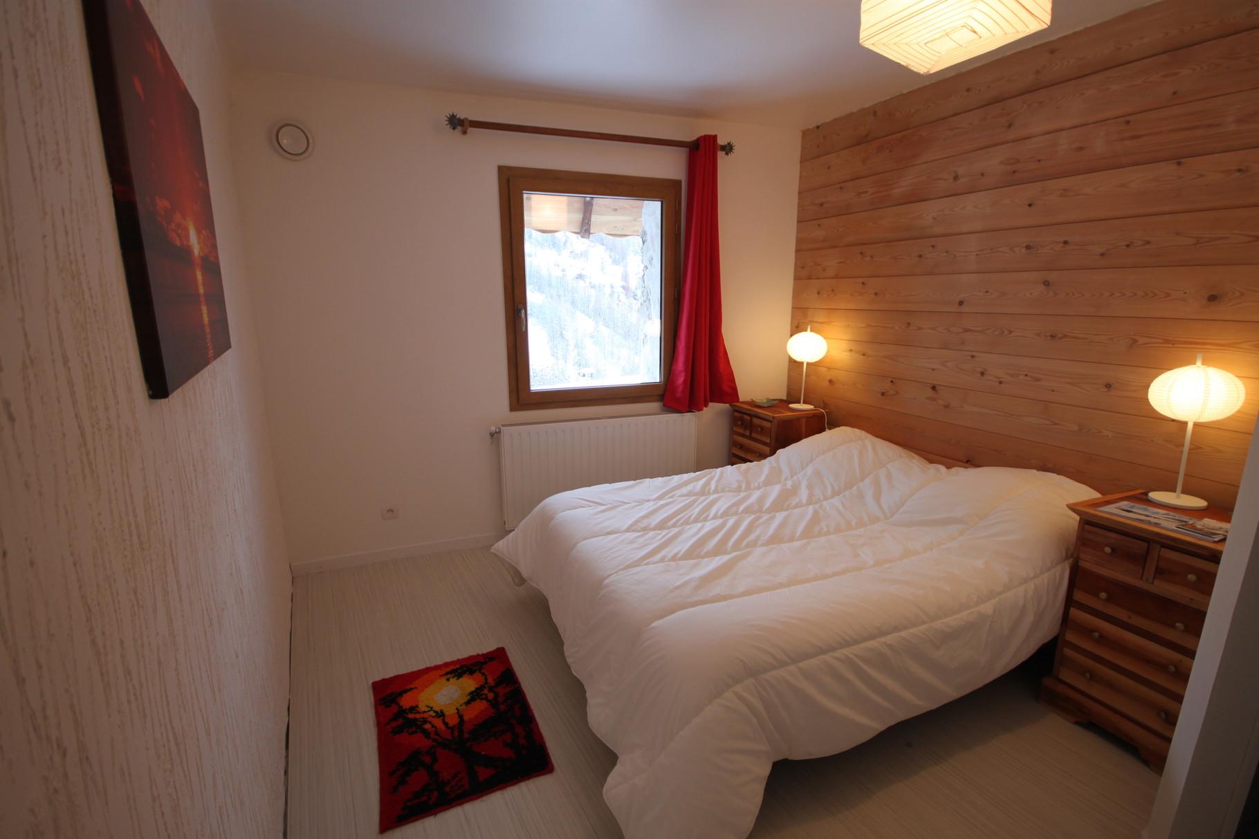 "Chambre ""Mooréa"", 1 lit double, SDB"