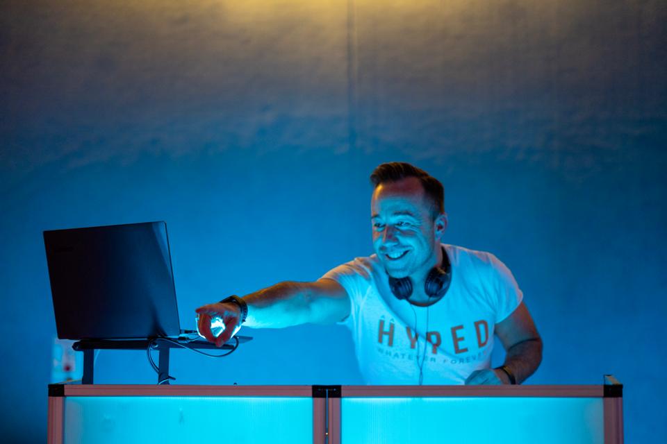 DJ Jennes (Jens)  Geboren 1975