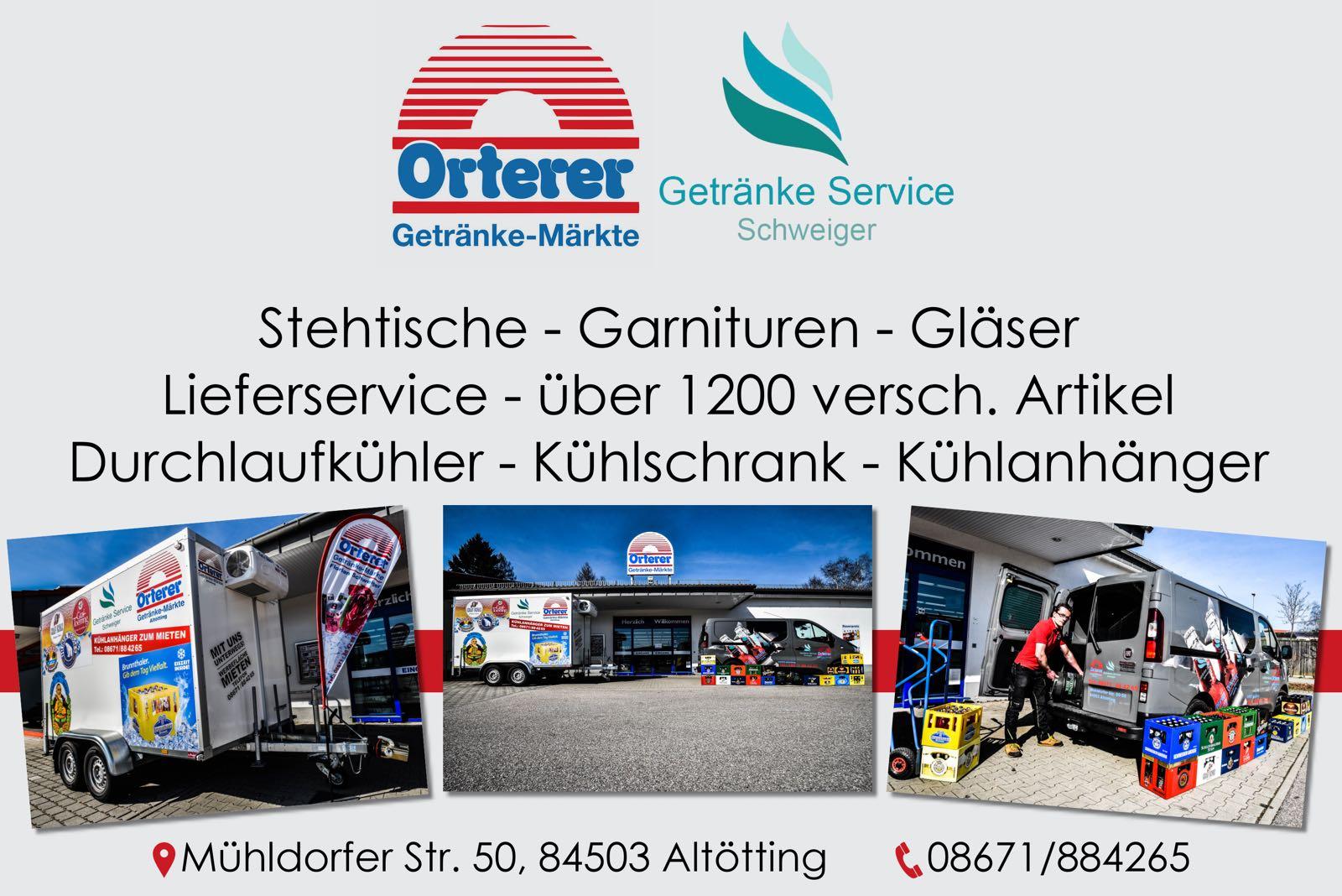 Sponsoren - Schützenfest, Bürgerfest in Altötting, Dultplatz