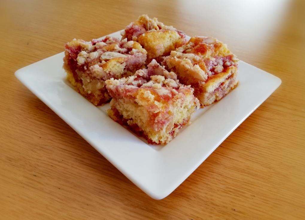 Marmelade Streuselkuchen Lacky Bakings Webseite