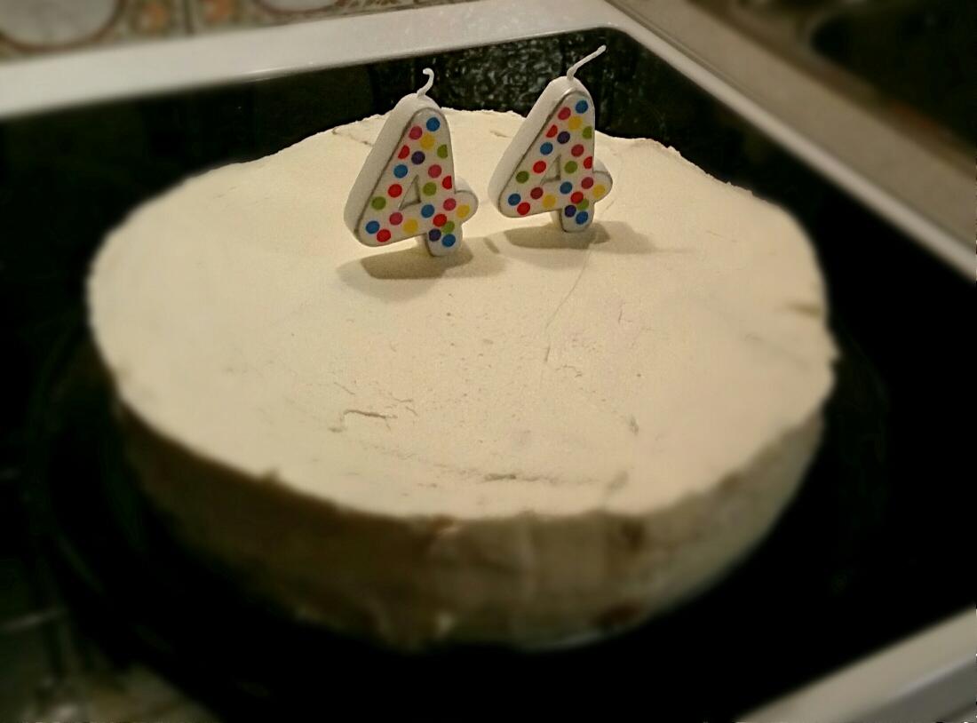 Pikante Geburtstagstorte