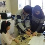 太陽光発電 手づくり発電教室