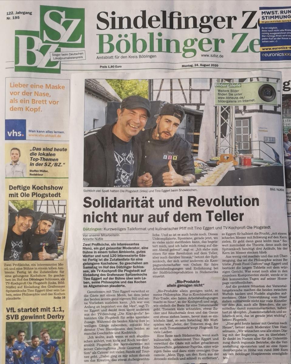 Ausgabe SZBZ Nr. 122  2020