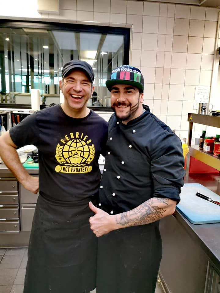 Cook meets Rock mit TV Profi-Koch Ole Plogstedt